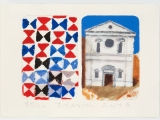 Joe Tilson, 2016 Stones_of_Venice_San_Sebastiano_2016