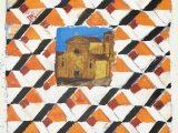Joe Tilson 2015 Stones of Venice, San Zan Degola