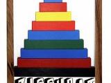 Joe Tilson Ziggurat