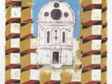 Joe Tilson 2015 Stones of Venice Santa Maria dei Miracoli
